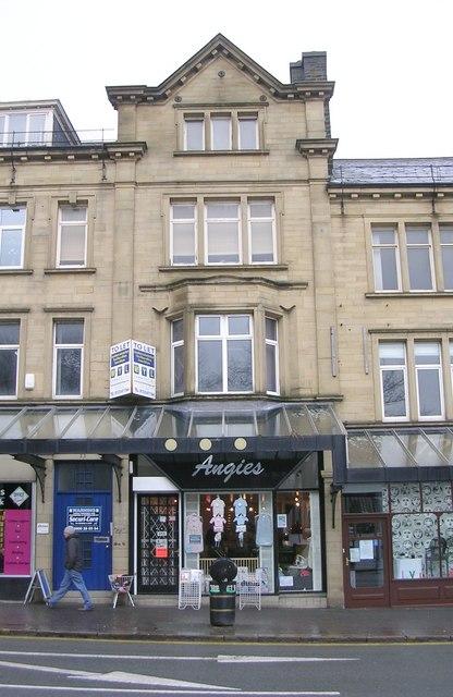 Angies - Cavendish Street