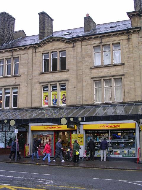 cashconverters - Cavendish Street