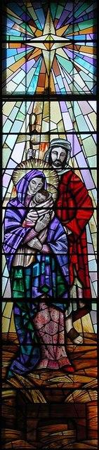 St Edmund the King, Northwood Hills - Window
