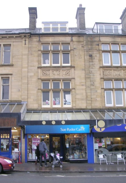 Sue Ryder Care - Cavendish Street