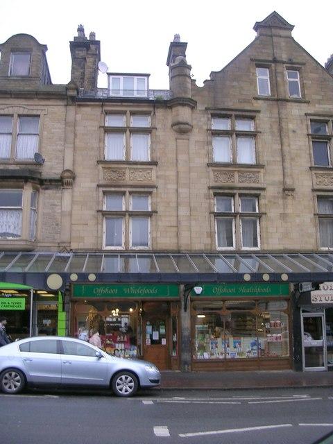 Offshoot Health Foods - Cavendish Street