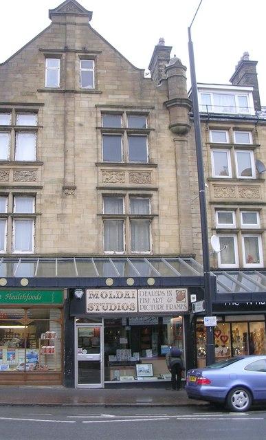 Moldai Studios - Cavendish Street