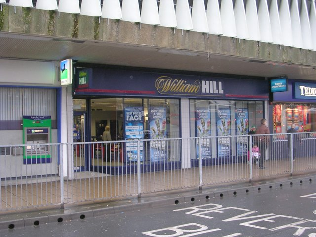 William Hill - near Bus Station