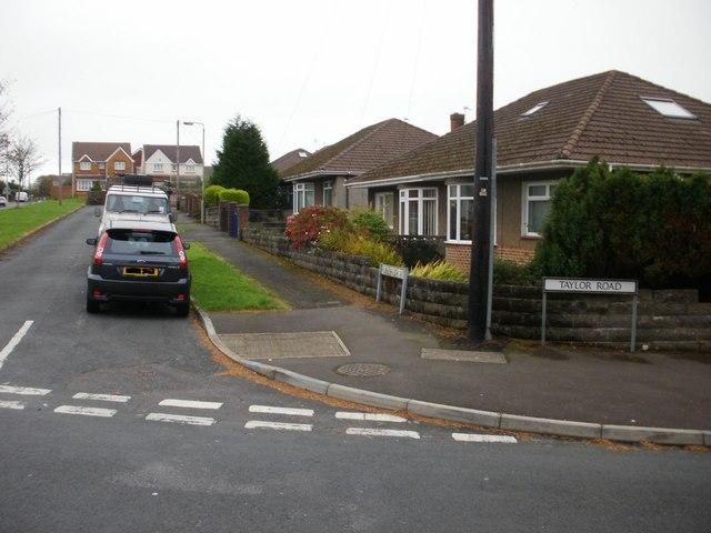 Hubert Drive, Litchard, Bridgend
