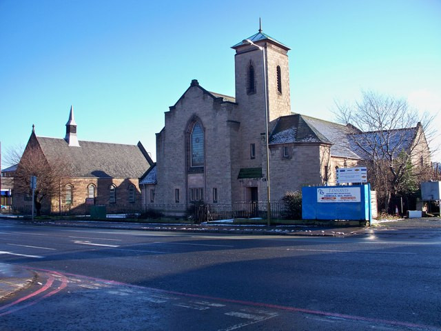 Stenhouse St. Aidan's Parish Church, Edinburgh
