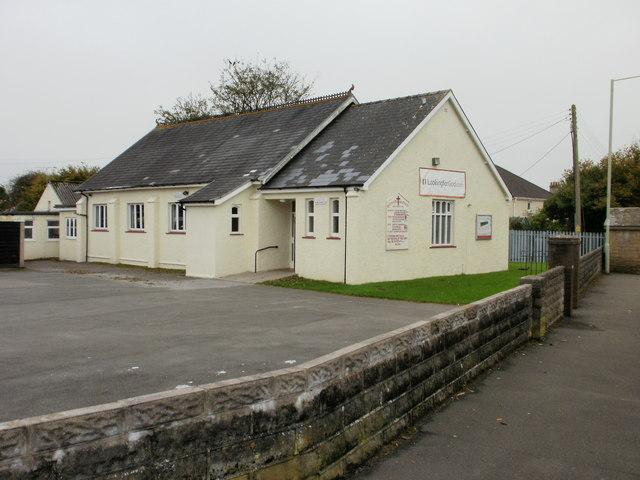 Litchard Mission Church, Bridgend