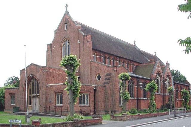 St George, Pinner View, Harrow
