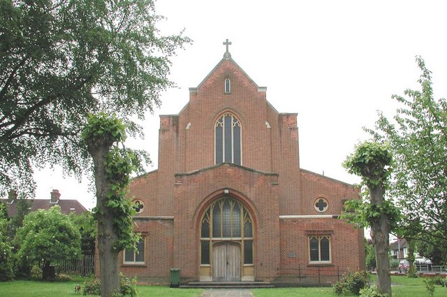 St George, Pinner View, Harrow