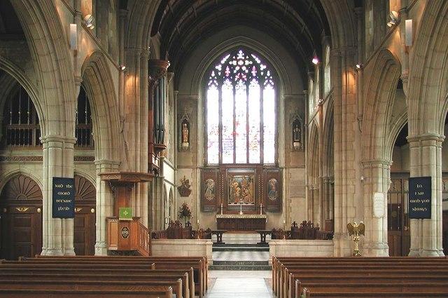 St George, Pinner View, Harrow - East end