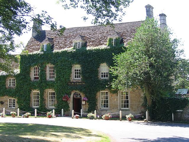 The Fox and Hounds Inn, Exton