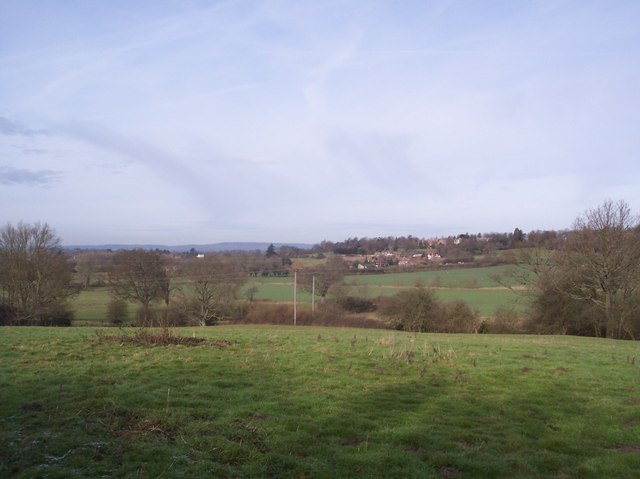 View from Coopers Lane
