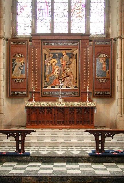 St George, Pinner View, Harrow - Sanctuary