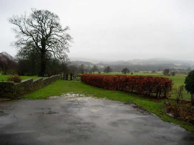 Outlook from Squires Farm