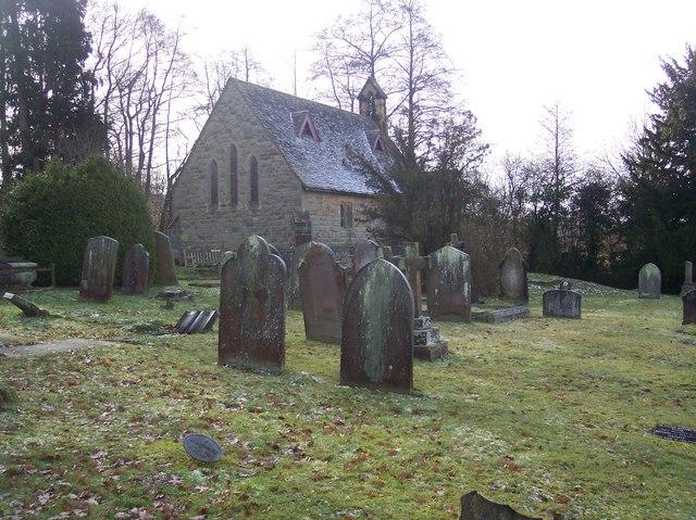 Poundsbridge Chapel and Churchyard
