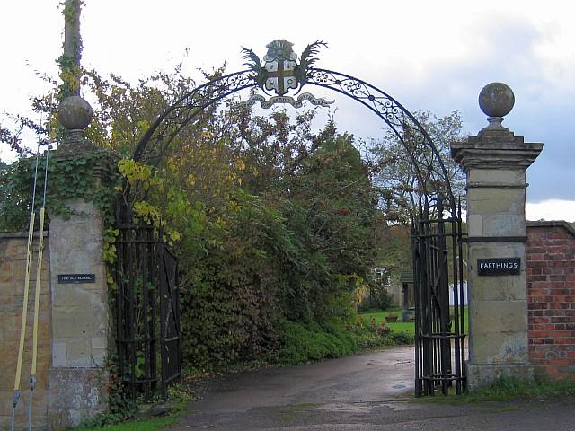 Old school gateway
