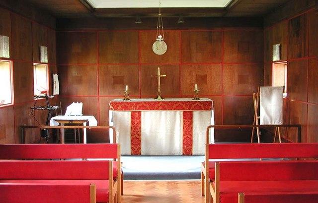 St Alban, The Ridgeway, North Harrow - Lady Chapel