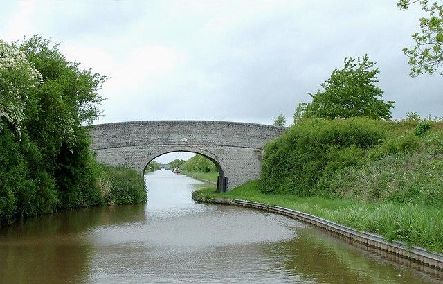 Austins Bridge (No 83) near Audlem, Cheshire