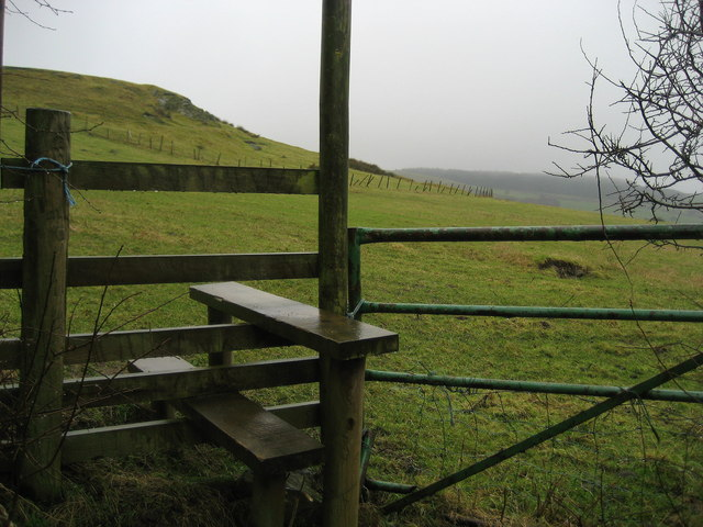 Footpath to Bowley Hill