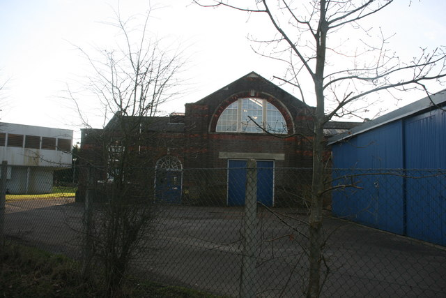 Pump house, Forest Row pumping station