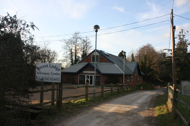 Forest Lodge, Veterinary Centre, Forest Row