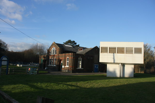Forest Row Pumping Station