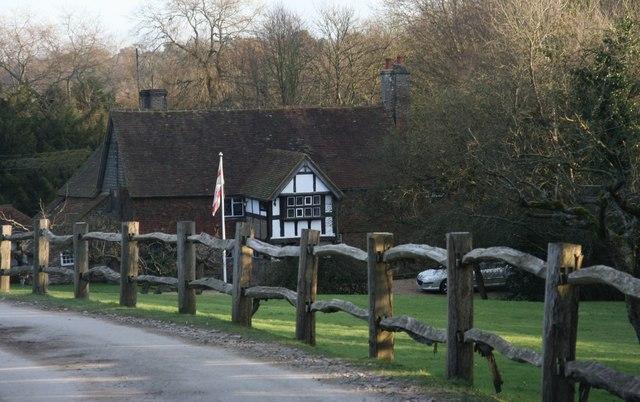 Farmhouse, Tablehurst Farm