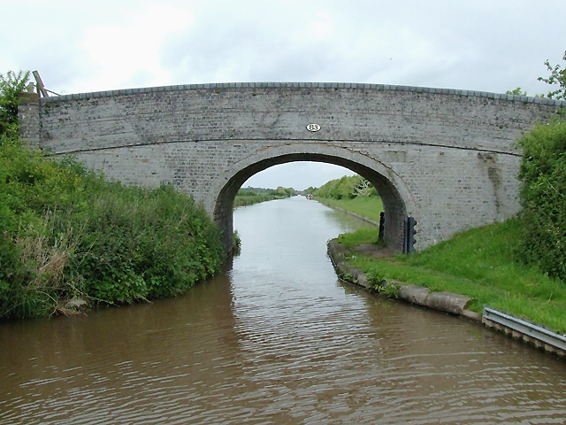 Austins Bridge (No 83) near Audlem, Cheshire