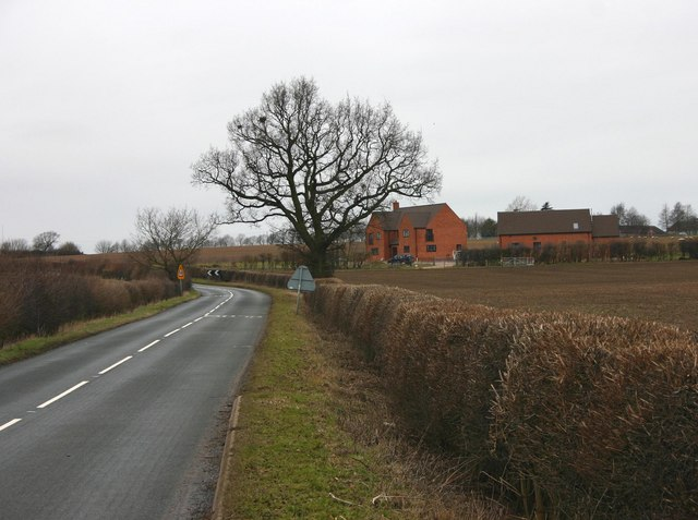 New buildings on Loxley Road