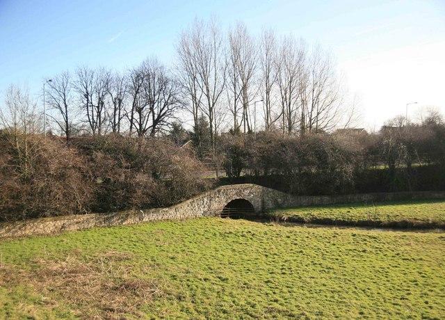 River bridge at Tickhill
