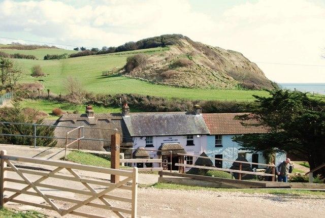 Osmington Mills: Smuggler's Inn