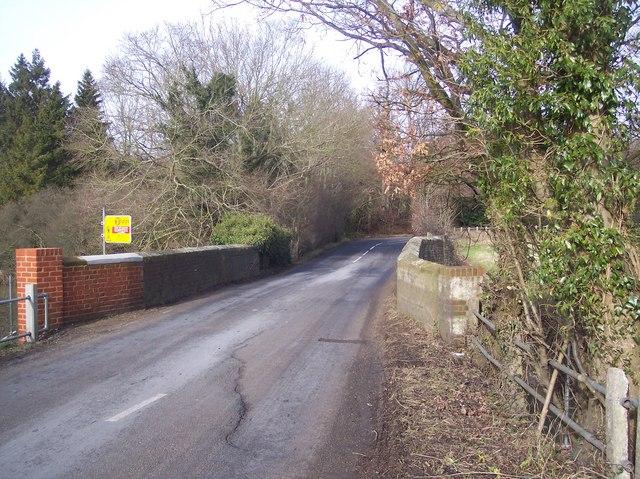 The B2188 Long Bridge