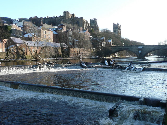 Weirs on the Wear