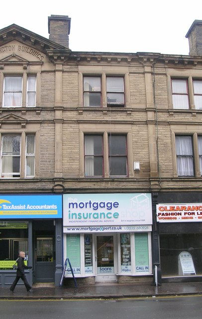 the mortgage insurance - North Street
