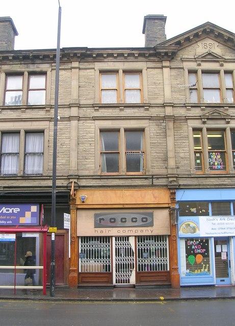 rocco hair company - North Street