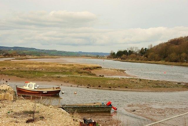 Seaton: River Axe Estuary