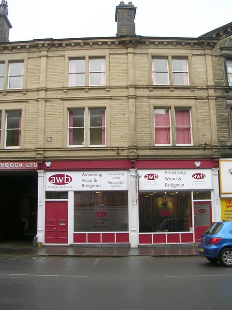 Armstrong Wood & Bridgman Solicitors - North Street