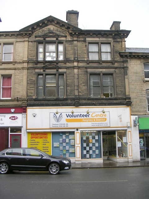 Volunteer Centre - North Street