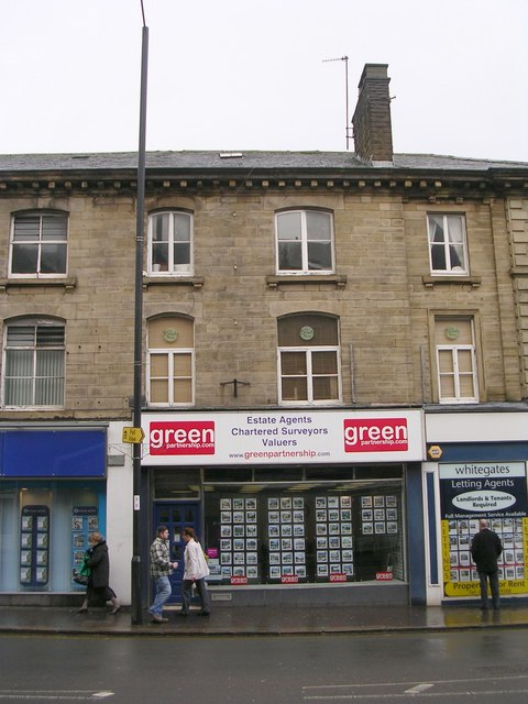 green partnership - North Street