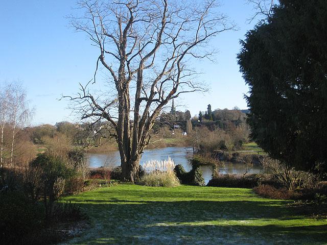 Hotel garden, Wilton