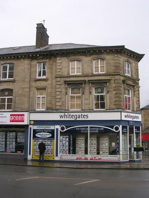whitegates - North Street
