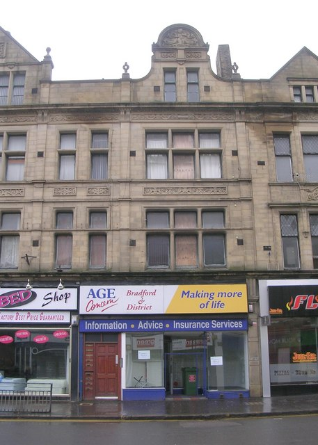 Age Concern Offices - North Street