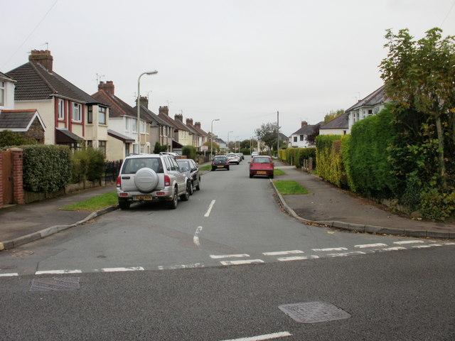 Tanyrallt Avenue, Litchard, Bridgend