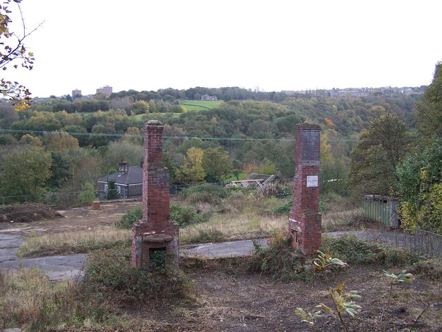 Loxley Ruins, Loxley Road, Loxley, Sheffield - 1