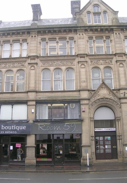 Room 59 Hairdressing - North Street
