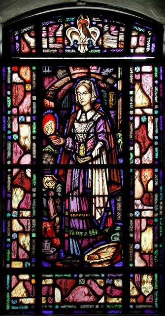 St Andrew, Malvern Avenue, Harrow - Window