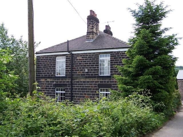 Green Wheel House, Little Matlock Lane, Loxley, Sheffield - 2