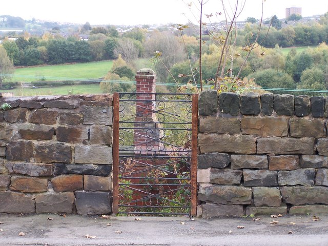 Loxley Ruins, Loxley Road, Loxley, Sheffield - 2