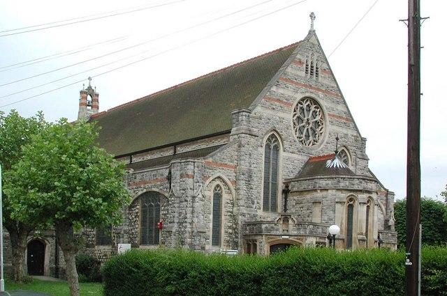 St Peter, Sumner Road, Harrow