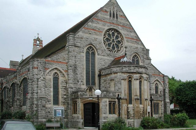 St Peter, Sumner Road, Harrow