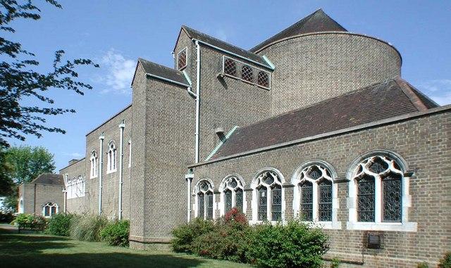 St Anselm, Uppingham Avenue, Belmont